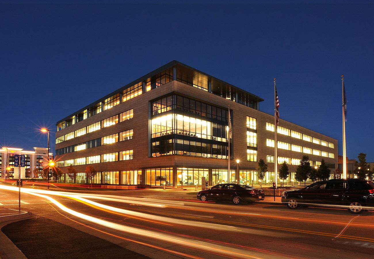 Schreiber Foods Corporate Headquarters, Green Bay, WI