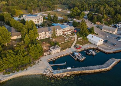 Shoreline Resort & Marina, Gills Rock, WI