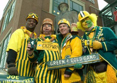 Green & Gold Gang