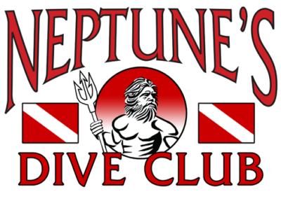 neptune's dive club logo