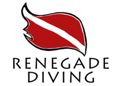renegade diving logo