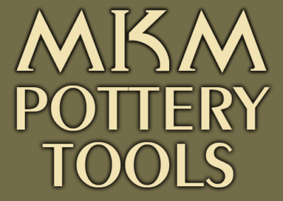 mkm pottery tools logo