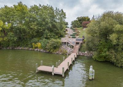 Fox River Property Pier