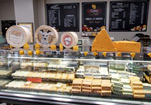 Ron's Cheese, Luxemburg, WI