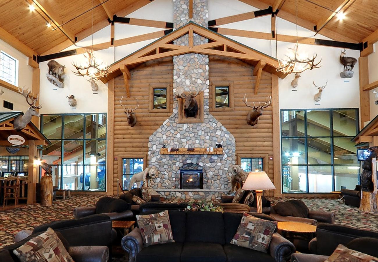 Tundra Lodge, Green Bay, WI