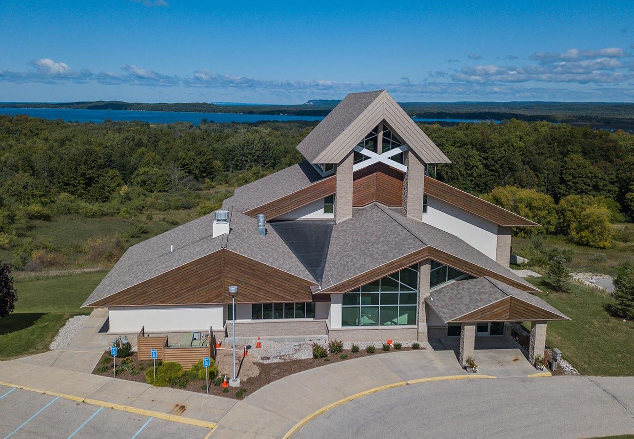 St. Andrews Presbyterian Church, Beulah, MI
